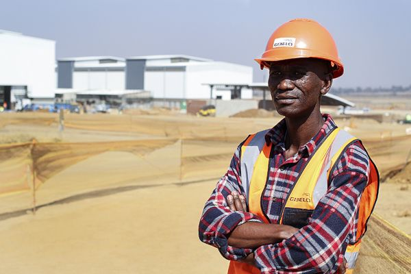 Zakhele B Civil & Construction (Tiling) - Samson Hlongwane (Supervisor)